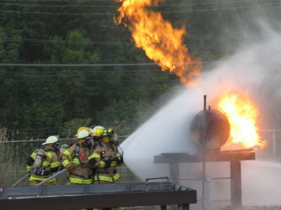 PECO Fire Training May 2008