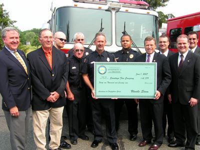 Sanatoga Fire Department Grant Presentation